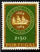 Portugal 1964 1st Centenary of the Banco Nacional Ultramarino d