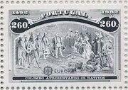 Portugal 1992 EUROPA - 5th Centenary of Discovery of America e