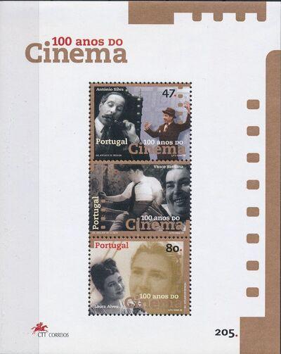 Portugal 1996 Centenary of Portuguese Cinema SSa