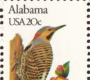 United States of America 1982 State birds and flowers