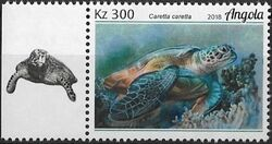 Angola 2018 Wildlife of Angola - Turtles d