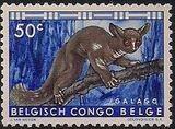 Belgian Congo 1959 Animals d