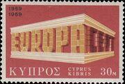 Cyprus 1969 Europa-CEPT b