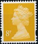 Great Britain 2000 Machins 04-2000 a