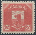 Karelia 1922 Coat of Arms c