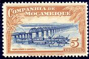 Mozambique company 1937 Assorted designs q