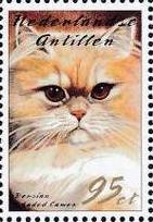 Netherlands Antilles 2003 Cats h
