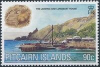 Pitcairn Islands 2000 Millennium - Old and Modern Pictures b