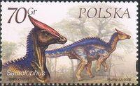 Poland 2000 Dinosaurs a