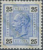 Austria 1904 Emperor Franz Joseph h