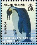 British Antarctic Territory 2008 Penguins of the Antarctic j