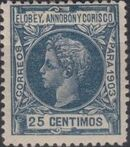 Elobey, Annobon and Corisco 1903 King Alfonso XIII j