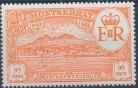 Montserrat 1982 350th Anniversary of Settlement of Montserrat by Sir Thomas Warner f