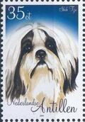 Netherlands Antilles 2004 Dogs d