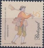 Portugal 1997 Professions and Characters from XIX Century (3rd Group) b