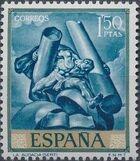 Spain 1966 Painters - José Maria Sert f