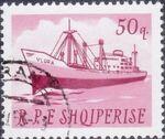 Albania 1965 Ships f