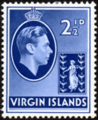 British Virgin Islands 1938 George VI and Seal of the Colony e.png