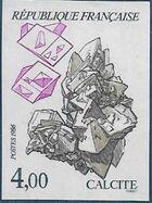 France 1986 Minerals f