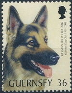 Guernsey 2001 Centenary of Guernsey Dog Club c