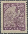 Macao 1934 Padrões d
