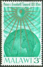 Malawi 1964 Christmas a