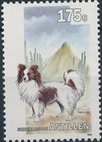 Netherlands Antilles 1993 Dogs d