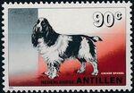 Netherlands Antilles 1994 Dogs c