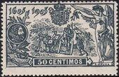 Spain 1905 Don Quixote Issue g