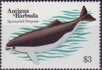 Antigua and Barbuda 1983 Whales Porpoises and Dolphins d