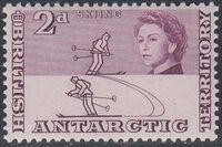 British Antarctic Territory 1963 Definitives d