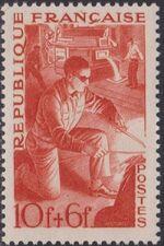 France 1949 Professions d