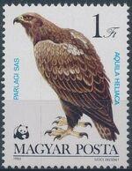 Hungary 1983 WWF - Birds of Prey b