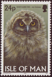 Isle of man 1997 Owls b