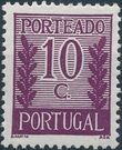 Portugal 1940 Postage Due Stamps b