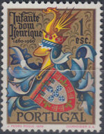 Portugal 1960 500th Anniversary of the Death of Prince Henrique the Sailor a