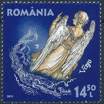 Romania 2011 Zodiac Signs (1st Group) f