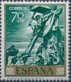 Spain 1966 Painters - José Maria Sert c