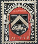 Algeria 1947 Coat of Arms (1st Group) c