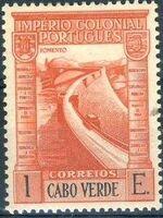 Cape Verde 1938 Portuguese Colonial Empire m