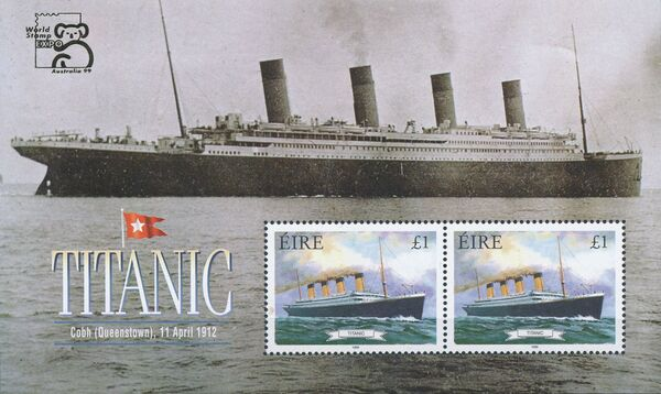 Ireland 1999 Sailing Stories d