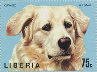 Liberia 1974 Dogs g