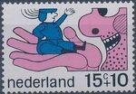 Netherlands 1968 Child Welfare Surtax b