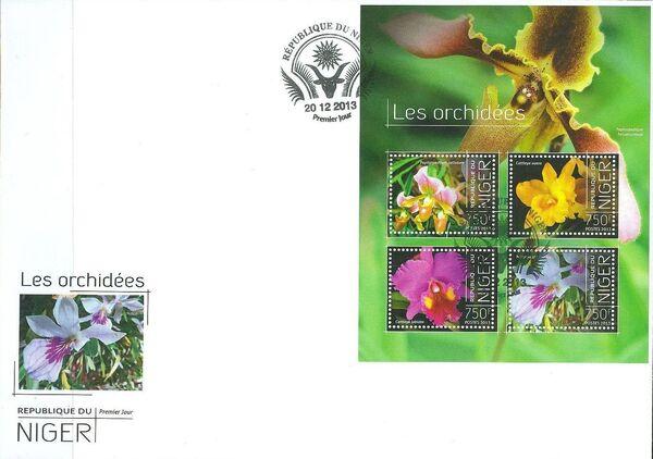 Niger 2013 Les Orchidées h