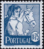 Portugal 1941 National Costumes (1st Issue) i