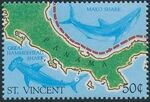 St Vincent 1989 500th Anniversary of Discovery of America 1992 q