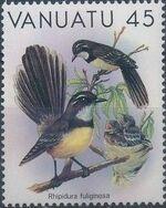 Vanuatu 1982 Birds d