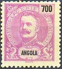 Angola 1901 D. Carlos I (New Values) b