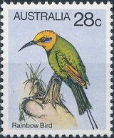 Australia 1980 Australian Birds (1st group 1980) b