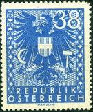 Austria 1945 Coat of Arms n